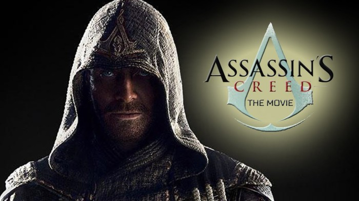 New Movie This Month: Assassin's Creed